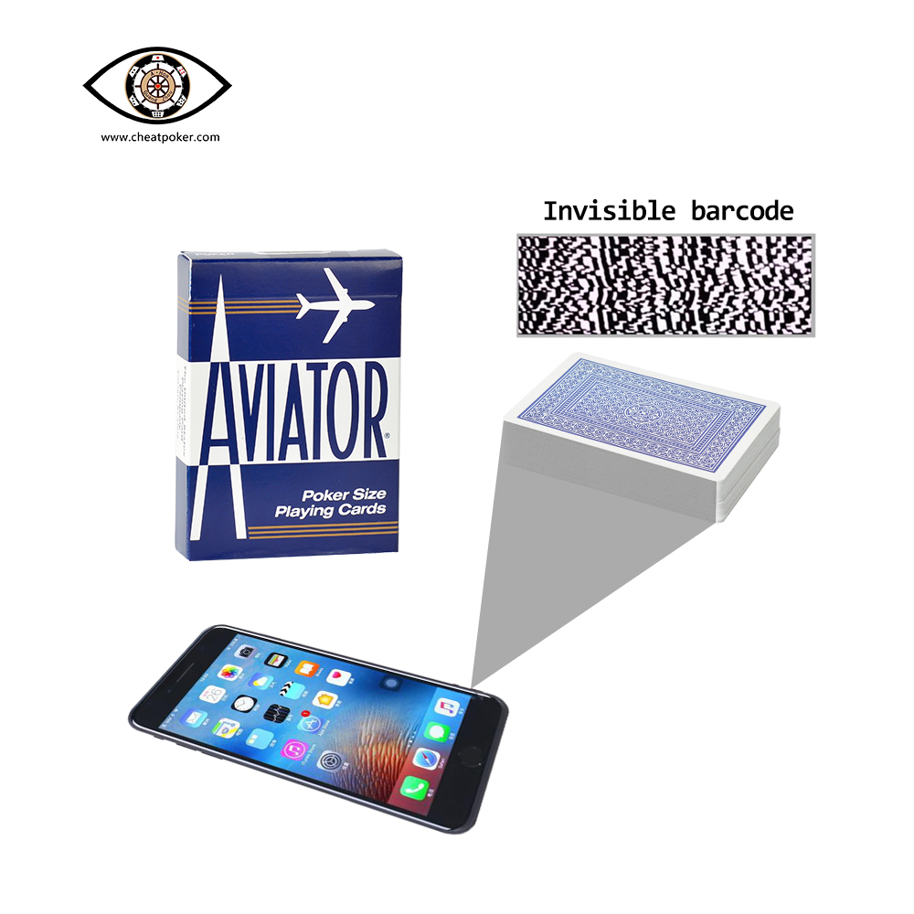 AVIATOR, marked cards, tag cards, cheat poker,cheat cards