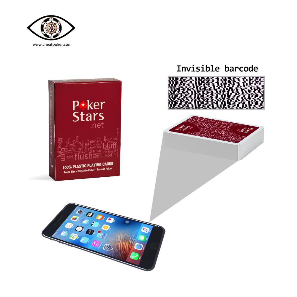 Pokerstars marked cards for poker analyzer