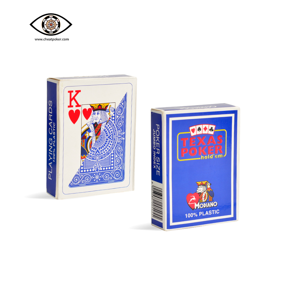 Modiano marked playing cards poker cheating cards