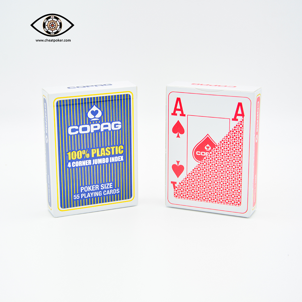 COPAG 4 Corner Marked Playing Cards