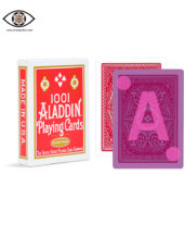 ALADDIN marked cards, cheat poker