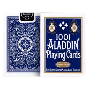 ALADDIN, marked cards,cheat poker