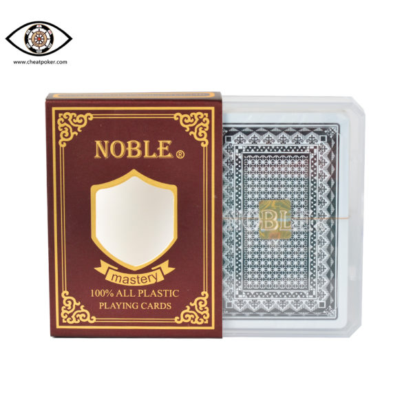 NOBLE,marked cards, cheat poker, tag cards,cheat cards