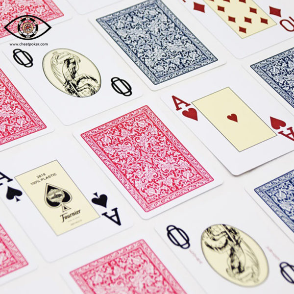 Fournier,TEXAS,marked cards, cheat poker, tag cards,cheat cards