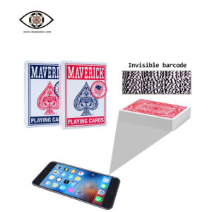 MAVERICK,marked cards, cheat poker, tag cards,cheat cards