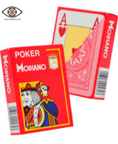 Modiano 4 corner marked playing cards