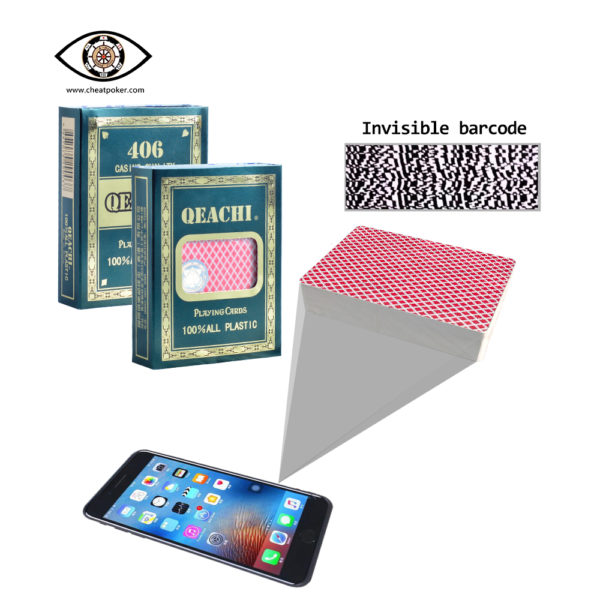 QEACHI,marked cards, tag cards, cheat poker,cheat cards