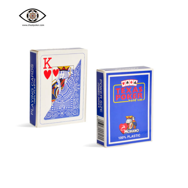 MODIANO marked playing cards cheat poker