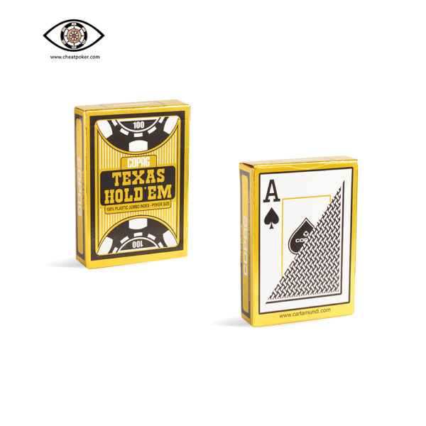 COPAG TEXAS, marked cards, tag cards, cheat poker,cheat cards