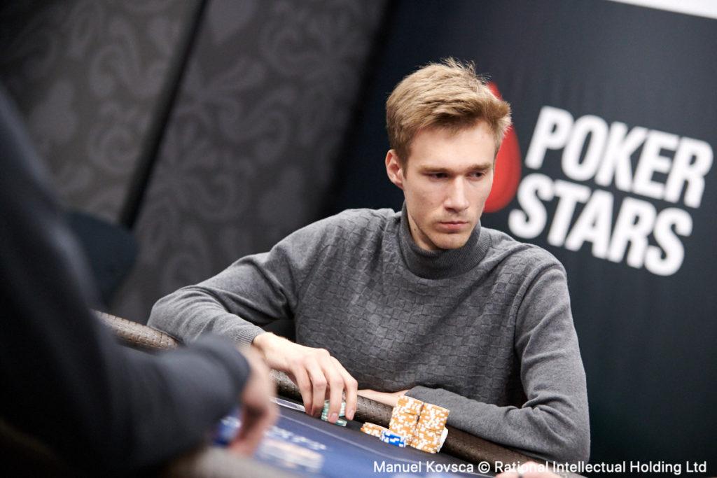 Alexandr Sergutin EPT Poker Event