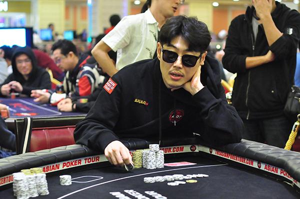 Byungwook Ahn APT Championship
