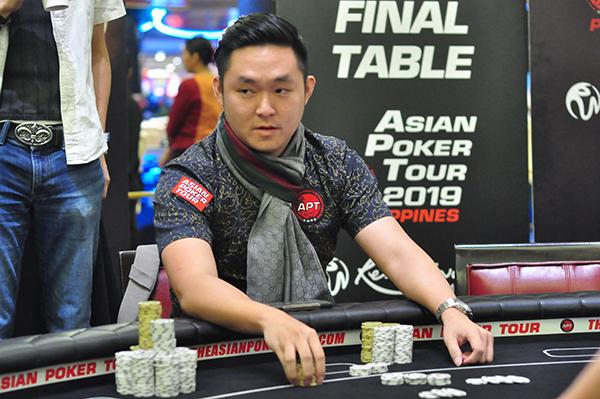Ken Foo Hsien Loong APT Championship