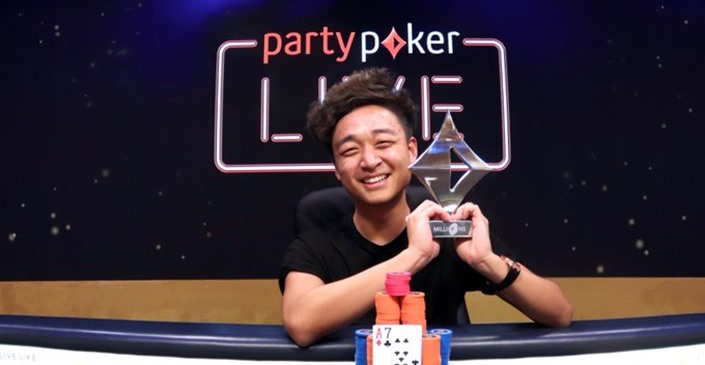 Michael Zhang Won The Partypoker High Roller Championship