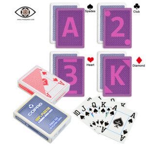 COPAG 4 Corner Infrared Marked Playing Cards