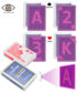 COPAG 4 Corner UV Marked Playing Cards