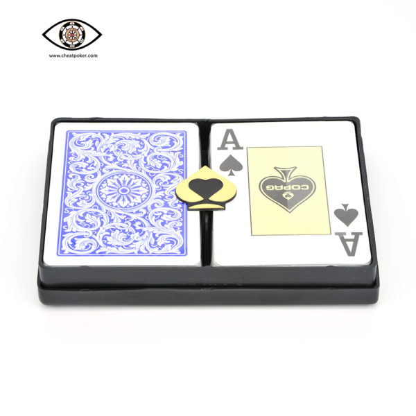 Copag marked playing cards red&blue suit