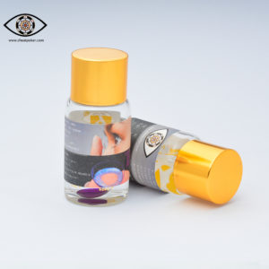 cheating playing cards contact lens V9