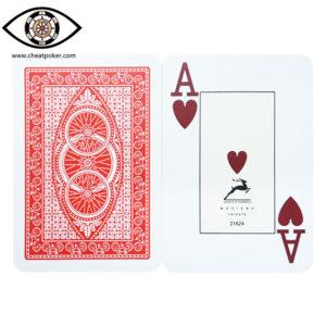 Modiano Jumbo Bike Marked Playing Cards Cheat Poker