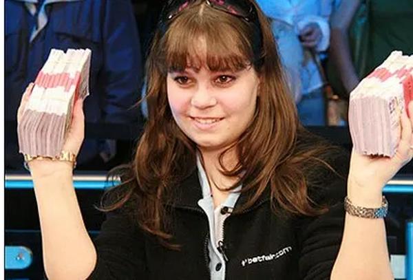 Annette Obrestad Texas Hold'em