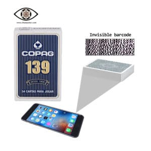 copag cards 139 marked cards