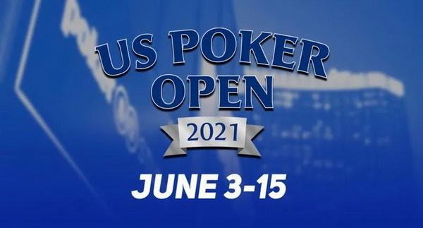 2021 US Poker Open