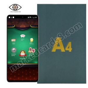 AKK A4 poker analyzer