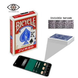 bicycle jumbo marked cards for poker cheating analyzer